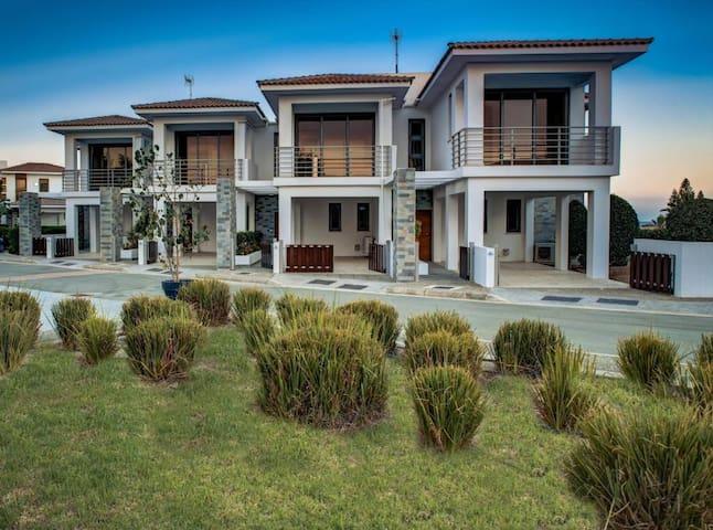 Side Sea View Villa
