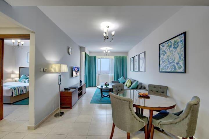 Marjan Island Hotel Apartment with Breakfast
