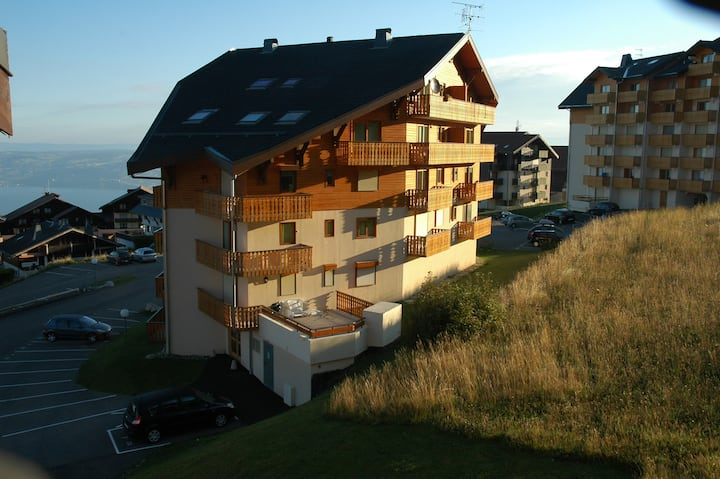 Appartement de montagne 33m2  proche du télécabine