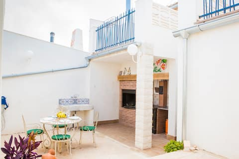 CASA VIDAL,  RELAX IN A CHARMING VILLAGE HOUSE