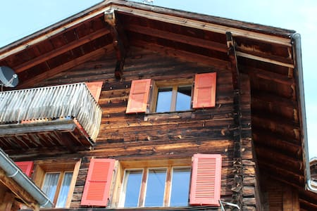 Typical chalet for active or relaxing holidays