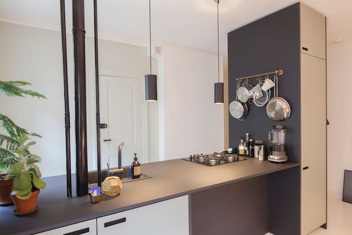 Unique 85 sqm apartment in the best part of Cph N