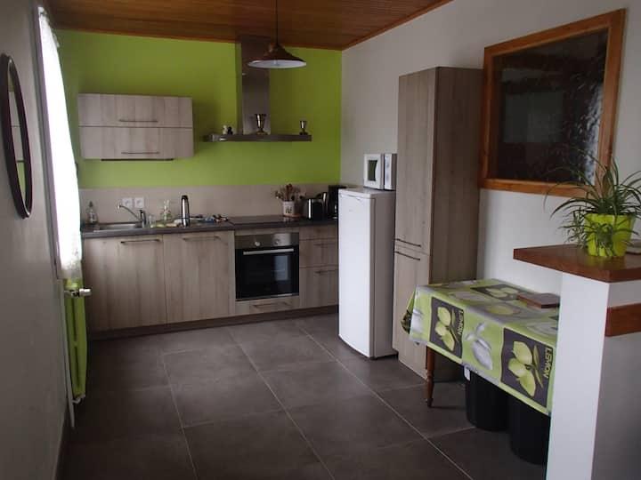 Gite chez Solange 6/8 personnes  en Chartreuse