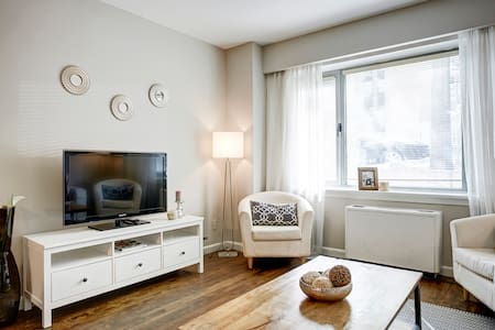 Spacious Apartment - Downtown Montreal - Apartment