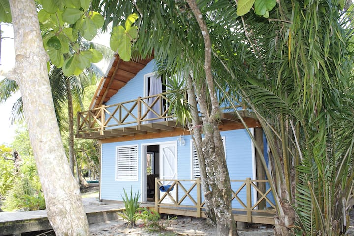 Casita Caribeña Creeke Chino - GT - Dom