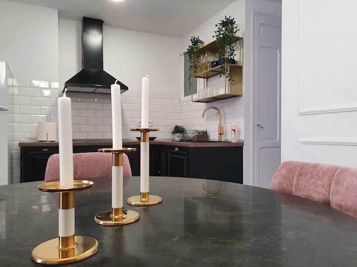 Apartamento Modernista
