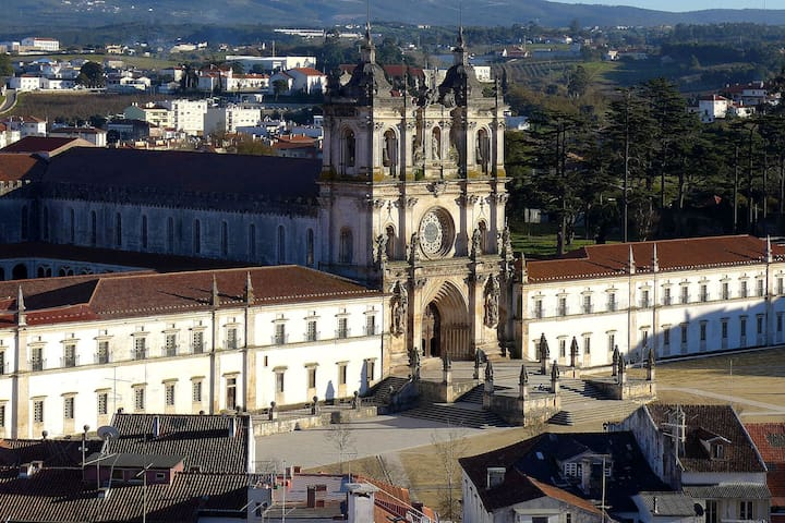 Between Nazaré and São Martinho do Porto, Alcobaça - Alcobaça