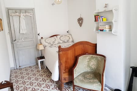Sunny single room, 2km from Canal du Midi