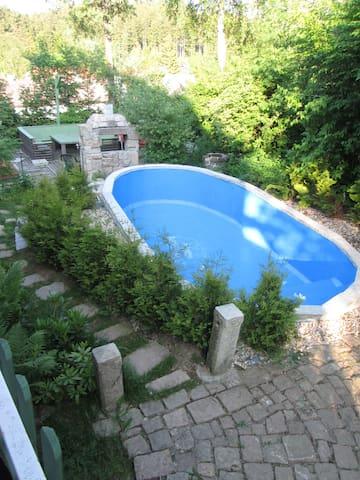 Schönes Appartement mit Blick auf den Wurmberg - Braunlage - Haus