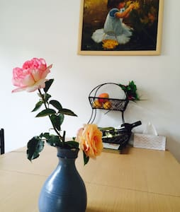 Lovely Yoga family's home - Marden