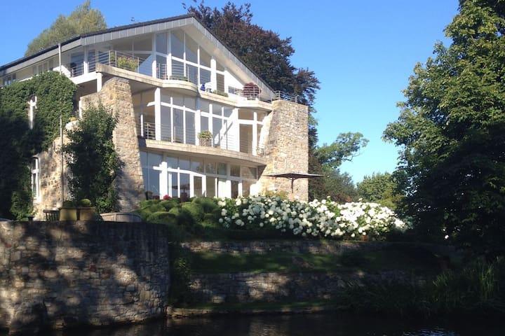 Historische Wasserburg bei Aachen - Raeren - Apartament