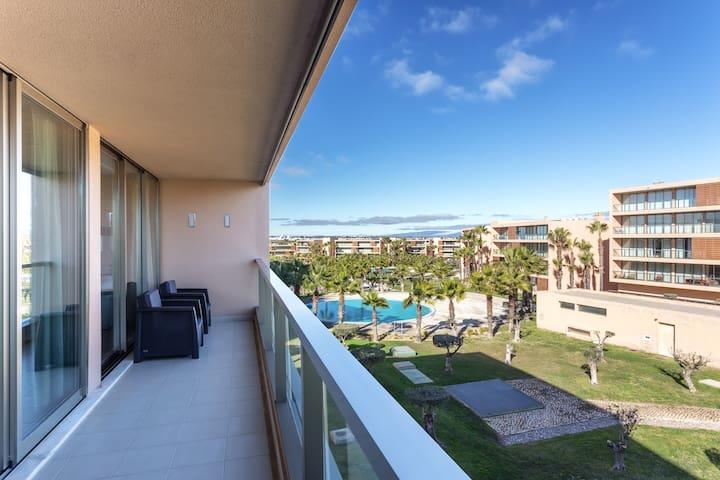 Salgados apartment - sun, sea, golf & 7 pools - XA