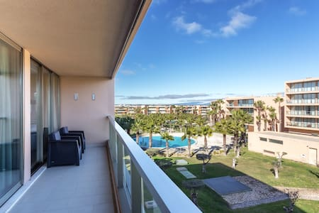 Salgados apartment - sun, sea, golf & 7 pools - XA