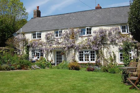 Combas Farm B&B - Mulberry Family/Twin/Double room - Croyde