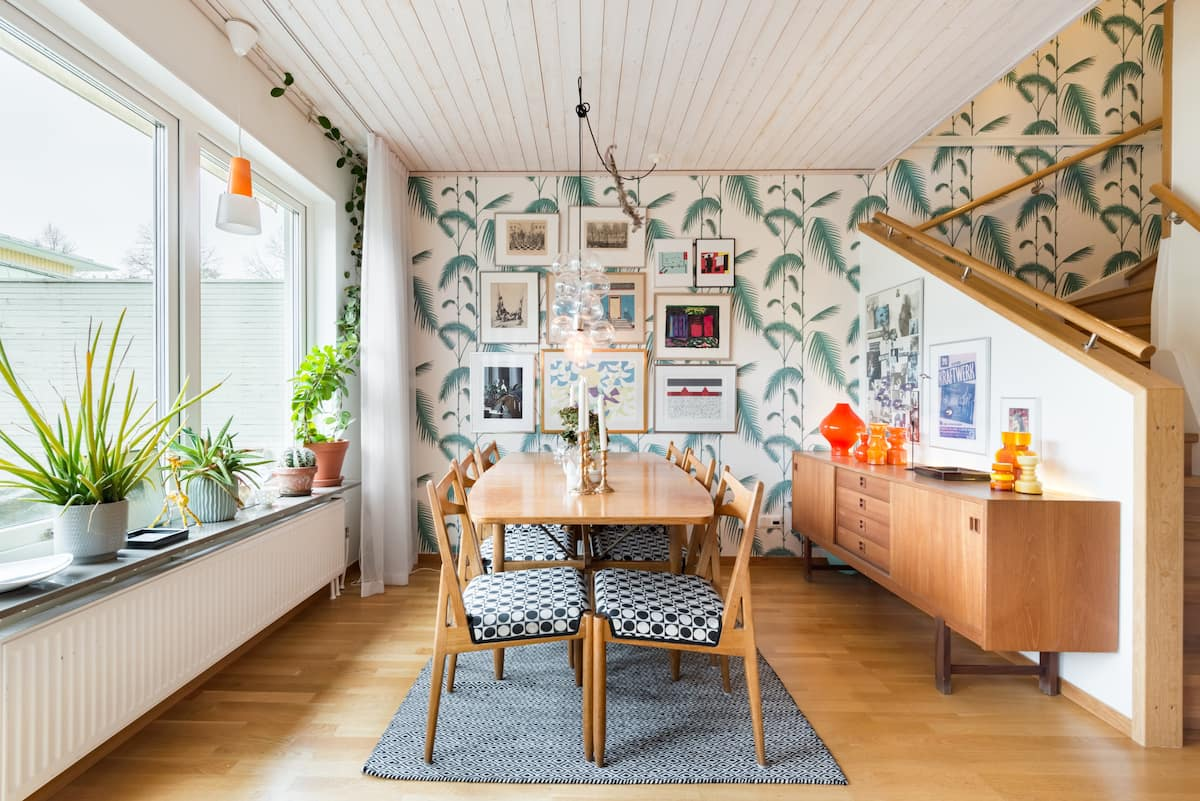 Explore the Forest from a Colorful Family Home