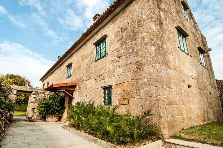 Casa con encanto en las Rias Baixas