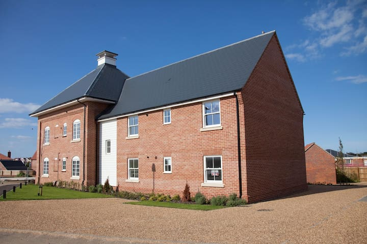 Apartment 5 (Staithe Place) - Wells-next-the-Sea - Apartment