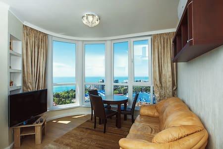 Квартира с видом на море. - Большой Сочи - 公寓