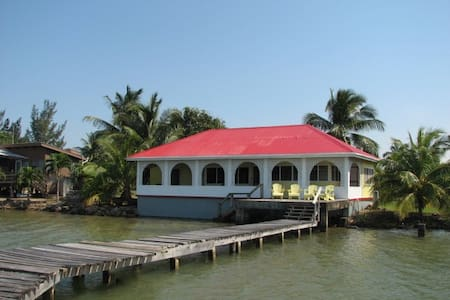 Wineberry House, Gales Point, Coastal Belize