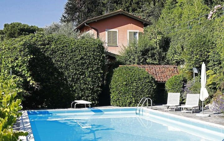 Villa Pergola con piscina Lago di Como