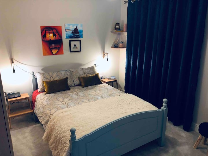 Wild Atlantic - Double Room, En-suite