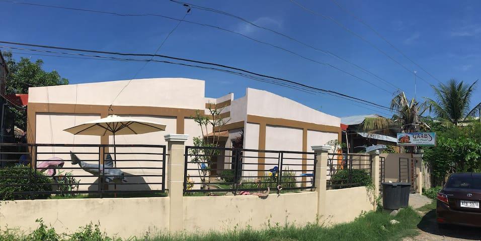Dolphin&Whale Manjuyod Sandbar GAAB's Guesthouse