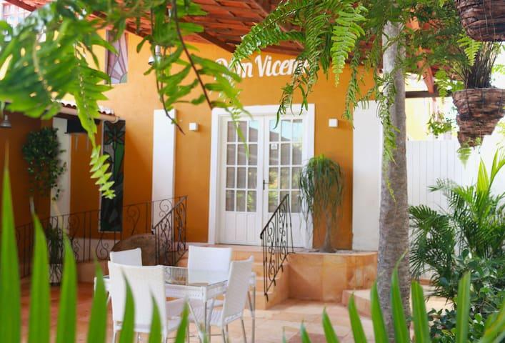 Pousada e Restaurante Dom Vicente