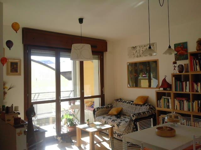 Accogliente e comodissima singola con wifi - Milà