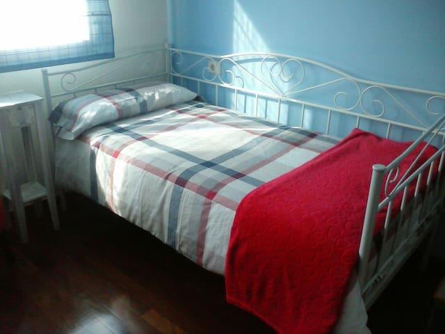 Soleada y acogedora.Nice sunny home - Monforte de Lemos - Appartamento