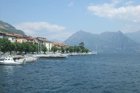 """""""STARDUST home"""" appartamento luminoso vista lago - Province of Bergamo"""