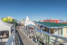 Fisherman's Wharf Paradise