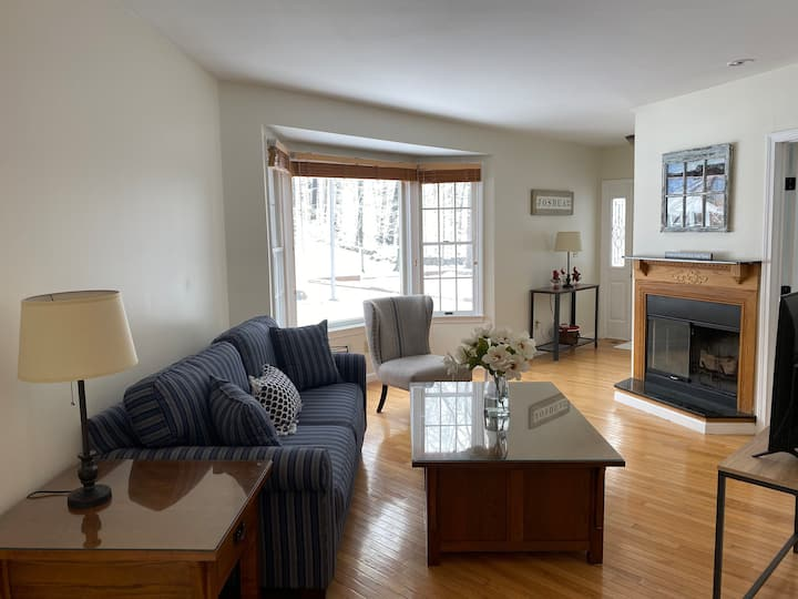 Adorable 1-bedroom apartment in beautiful Wilton!
