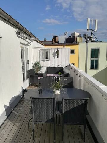 Top apartement in Majorstua!