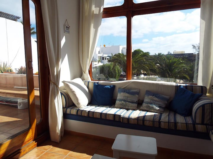 Immaculate apartment on Los Molinos