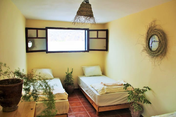 OS Hostel Taghazout Private Room 2p GER/ENG 4