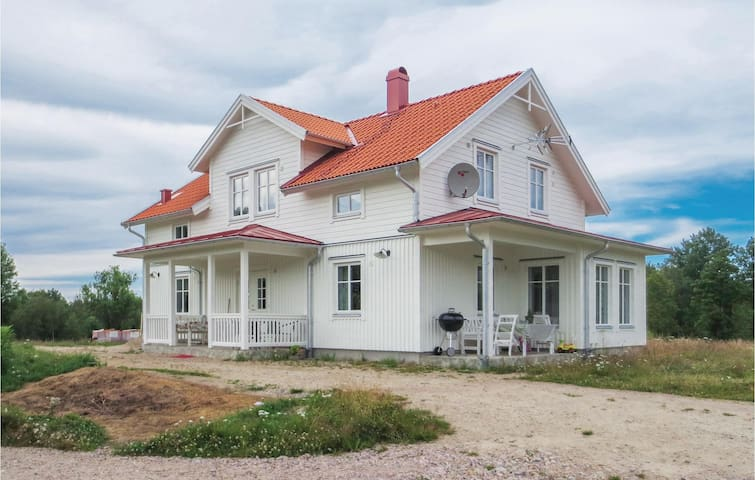 Holiday cottage with 4 bedrooms on 170m² in Gnosjö