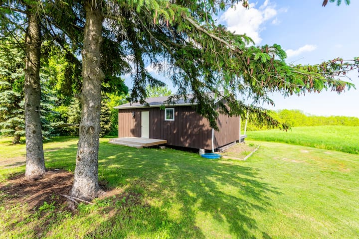 1 Bedroom Cabin in the country on 105 acre farm