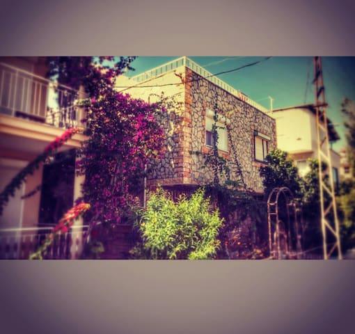 Stone House in Didim - Mavişehir Mahallesi - Casa