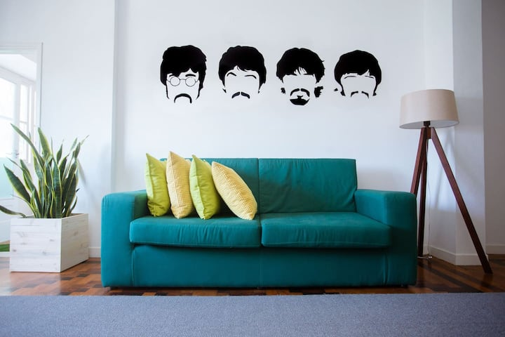 Maison Moz - The Beatles