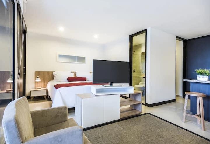 Aparta hotel suit, o vivienda