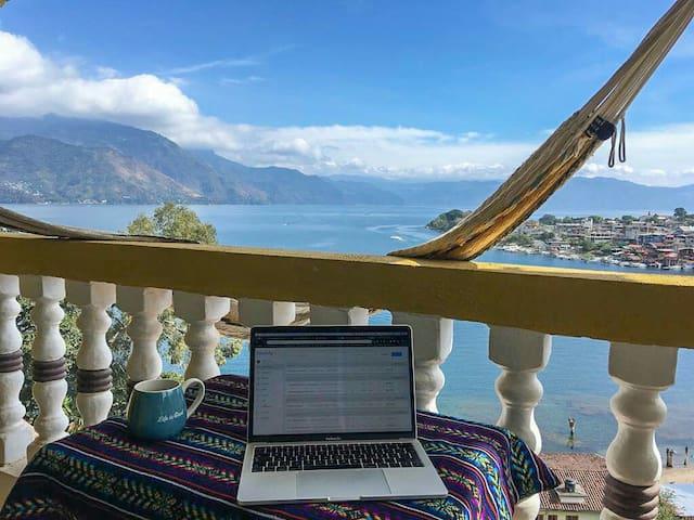Casa Lago Atitlán/San Pedro La Laguna