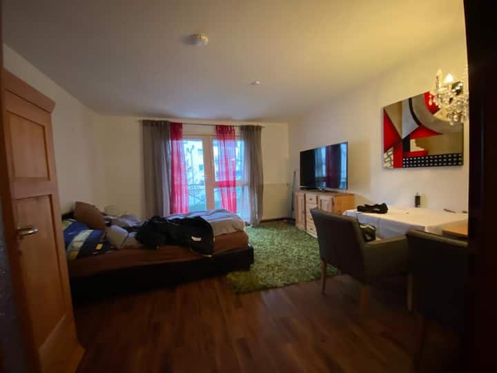 1 Zimmerappartement, zentral gelegen
