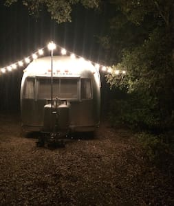 Vintage Airstream - Dripping Springs