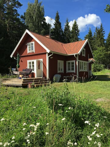 Swedish Summer Dream in Roslagen - Norrtälje N - House