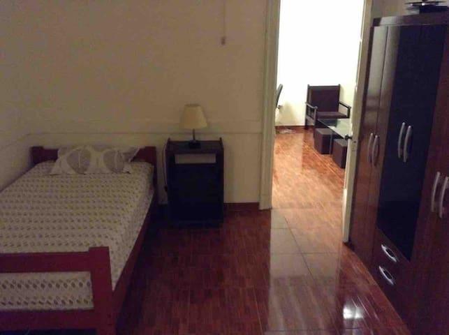 My second bedroom