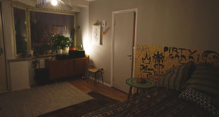 Kotoisa kaksio niinivaaralla - Joensuu - Lägenhet