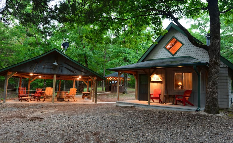 Shady Bend Cabin is just what your looking for!