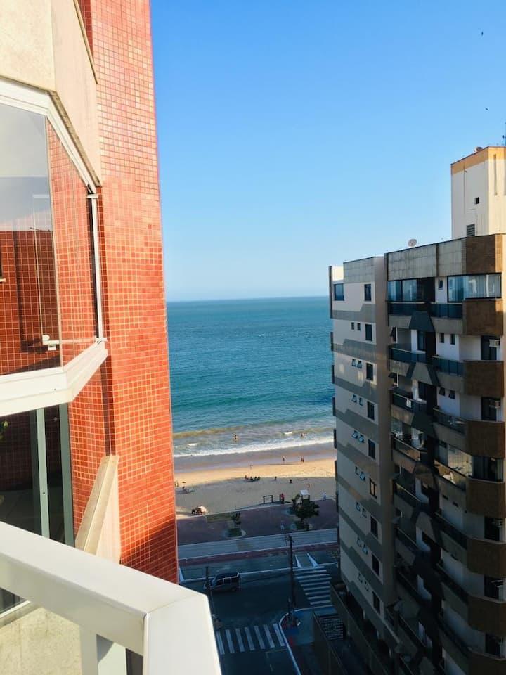 Apto Ed Shopping Beira Mar-Praia do Morro-WIFI