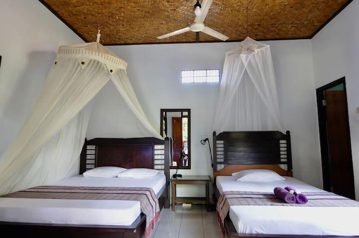 Suastika Lodge Ubud Room 1