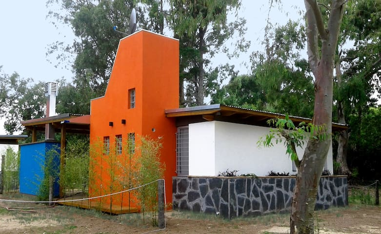La Lucila del Mar, casa para 5p en El Pinar